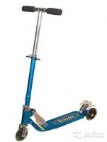 Самокат трёхколёсный (Алюминиевый) Scooter
