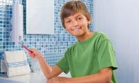 Дозатор для зубной пасты touch N brush