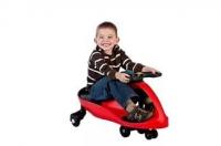 Детская самоходная машинка PlasmaCar(Bibicar) красный