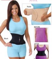 Пояс miss belt (мисс белт)L/XL, 50-54 (81-91 см) цвет черный
