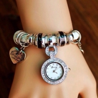 Роскошные Часы браслет Пандора