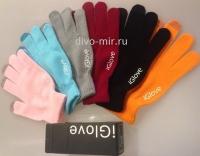 Перчатки iGlove цвет темно-серый